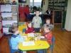 Wizyta przedszkolaków z Ciągowic w bibliotece w Łazach (28.01.2009)