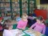 Wycieczka przedszkolaków do biblioteki (20.11.2009)