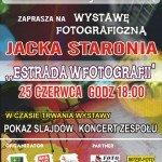 Jacek_Staron_-_Estrada_w_fotografii_-_plakat