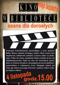 kino dorosli 4.11.2015