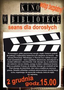 kino dorosli 2.12.2015