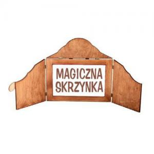 magiczna skrzynka logo