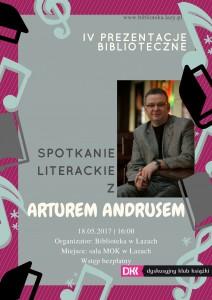 Prezentacje - Artur Andrus