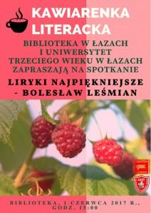 kawiarenka - Leśmian