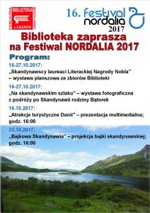 Nordalia 2017 program