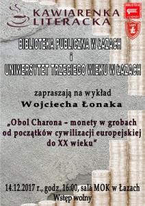 Wojciech Łonak - wykład