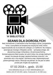 Kino - luty
