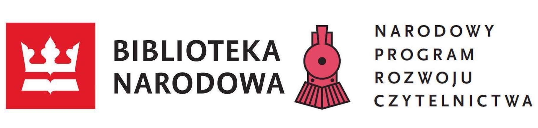 Logo Narodoweg oProgramu Rozwoju Czytelnictwa