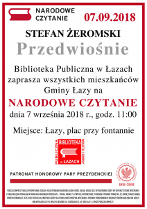 Narodowe - plakat na strone