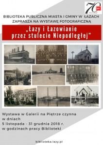 Wystawa Łazy i Łazowianie