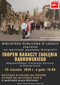 Wystawa Tropem badaczy Zagłębia Dąbrowskiego
