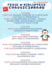 Plakat Chruszczobród
