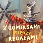 logo Z komiksami