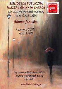 wystawa Adam Janoska