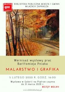 Wystawa Bartłomiej Pniak