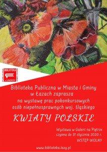 Kwiaty polskie 2020