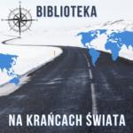 Logo projektu Biblioteka na krańcach świata