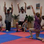 Kultura ruchu - ćwiczenia koordynacyjne