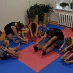 Kultura ruchu - ćwiczenia rozciągające