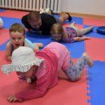 Kultura ruchu - ćwiczenia w grupie 1