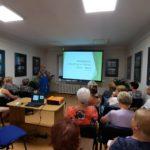 Lidia Białas zapowiada spotkanie Rajskie wyspy