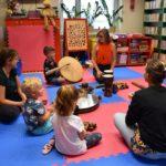 Uczestnicy warsztatów Kultura muzyczna - grupa 2