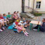 Czytanie bajki dla przedszkolaków - Filia nr 5