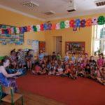 Wakacyjne czytanie w dla przedszkolaków